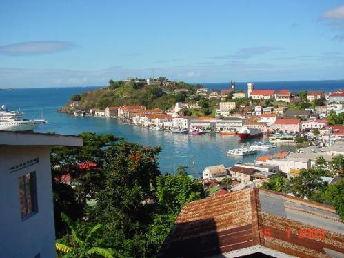 fort st george grenada
